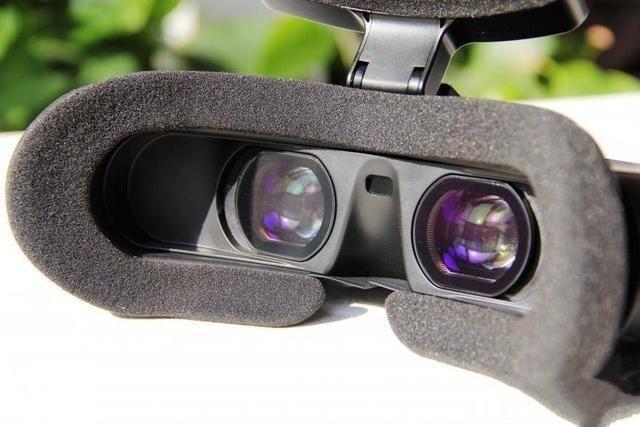 东莞滤光片之VR设备