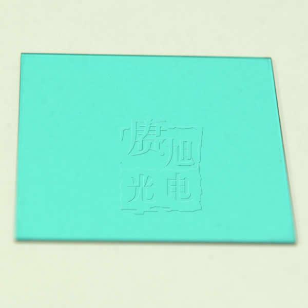 LB19绿色玻璃滤光片
