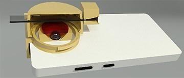东莞智能手机摄像头的多色荧光显微镜系统