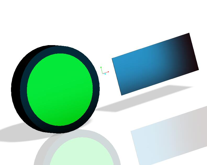 LB2绿色玻璃
