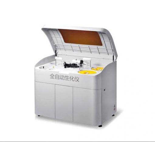 天津滤光片在全自动生化分析仪的应用