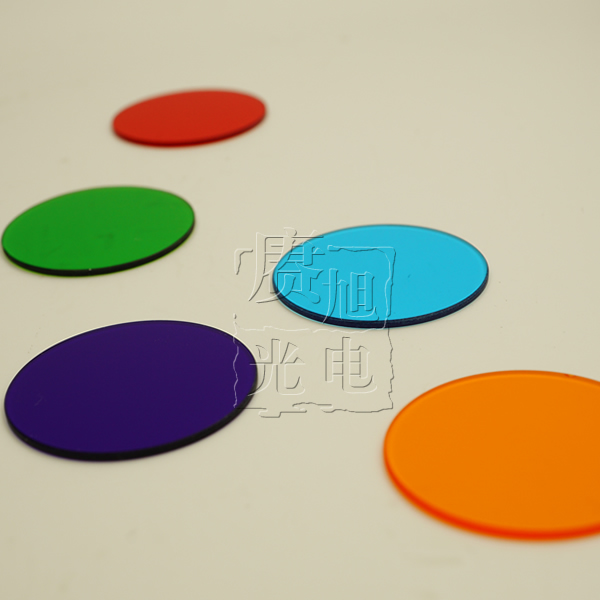 LED专用彩色滤光片