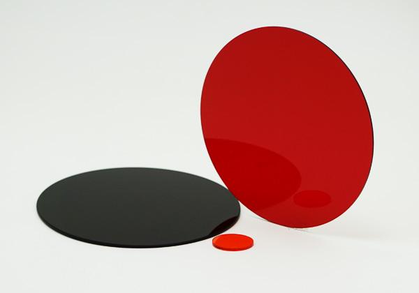 透紅外濾光片PMMA PC
